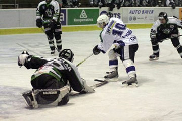 Sponzorovaný hokejový tým HC Kometa Brno